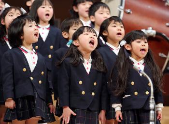 音感教育の様子